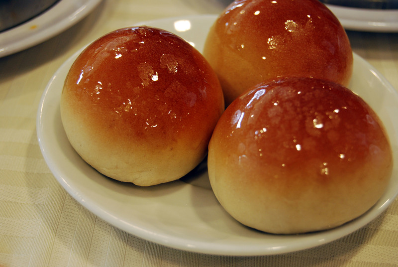 baked pork buns  - 10 Yum Cha Must-Haves