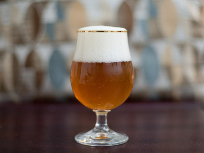 Belgian Tripel photo by Sarah Postma