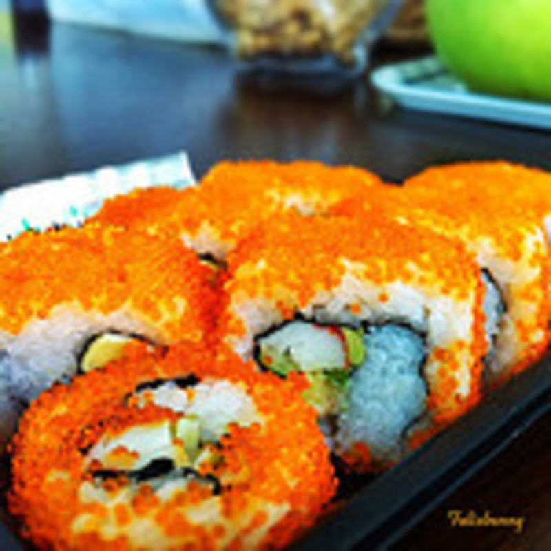 california roll  - Sushi 103: Journey to the West