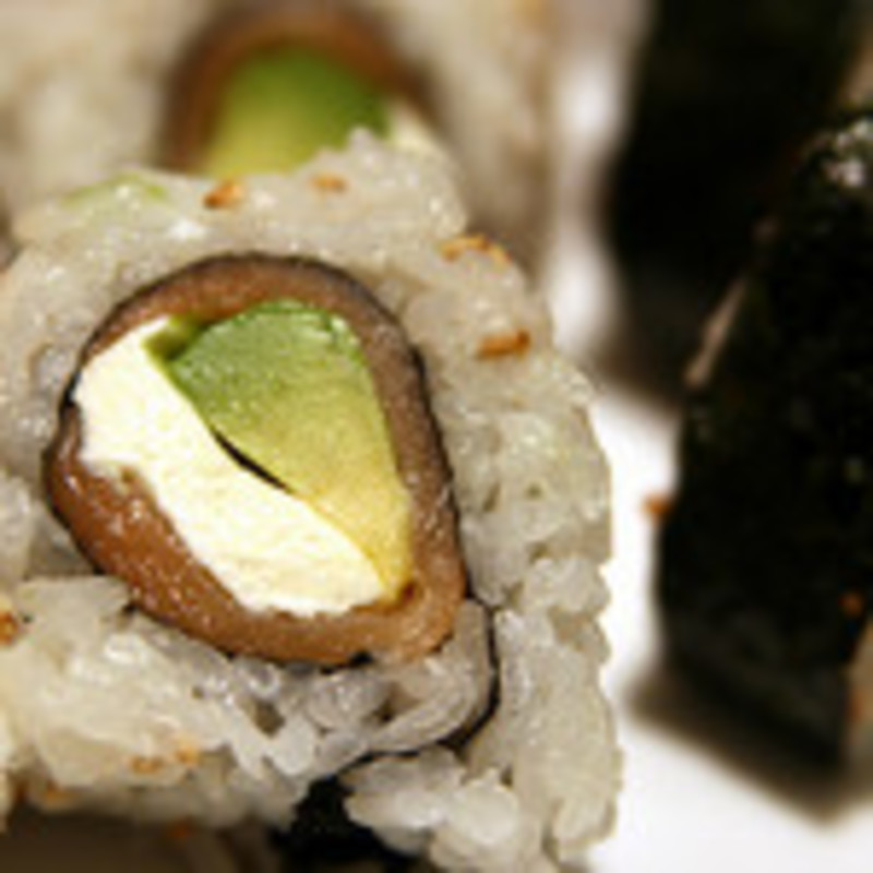 philadelphia roll  - Sushi 103: Journey to the West