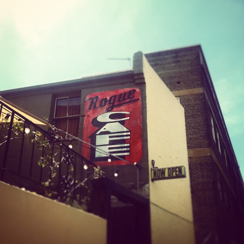 Rogue Cafe Surry Hills